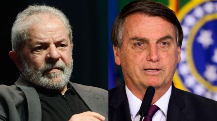 Nas redes sociais, Lula tem mais que o dobro de aprovação que Bolsonaro