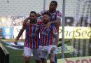 Com dois de Gilberto, Bahia vence o Ceará de virada na Arena Castelão