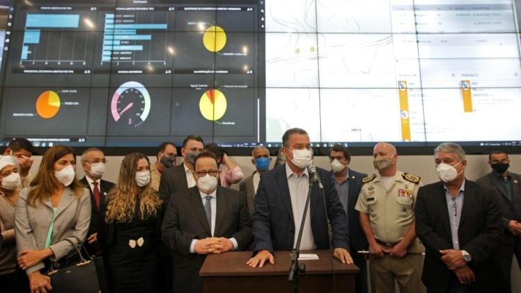 Rui Costa autoriza ampliação de serviço de reconhecimento facial em Ponto Novo e mais 77 municípios